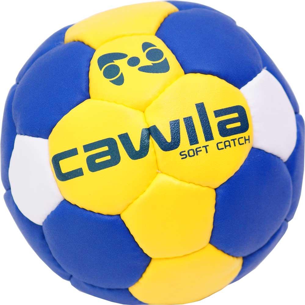 Image of   Cawila Handball Soft Catch størrelse 1 - Gul / Blå