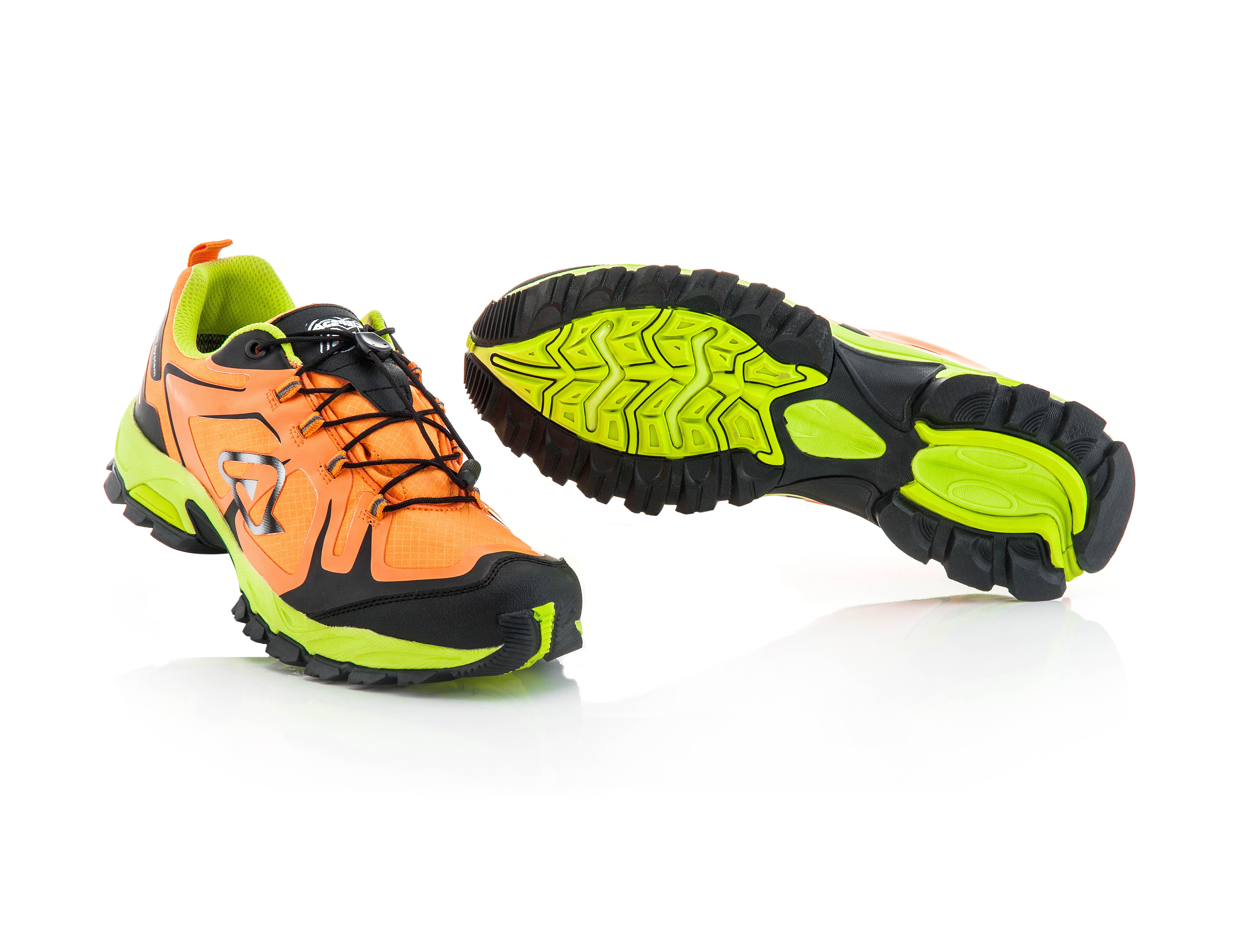 Image of   Acerbis Trail WR Running sko - Orange / Sort - 44