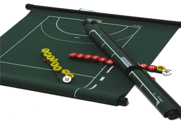 Image of   Cawila Taktik Board Volleyball rollable 72 x 53 cm