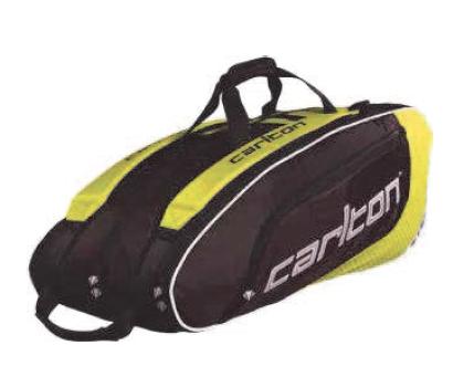 Image of   Carlton Pro Player Badminton Thermobag - 3 rum - Gul