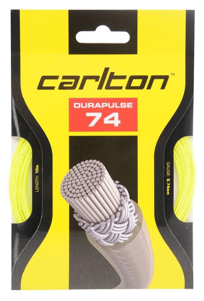 Image of   Carlton Durapulse Racket String 0,74 mm - 10 m Set