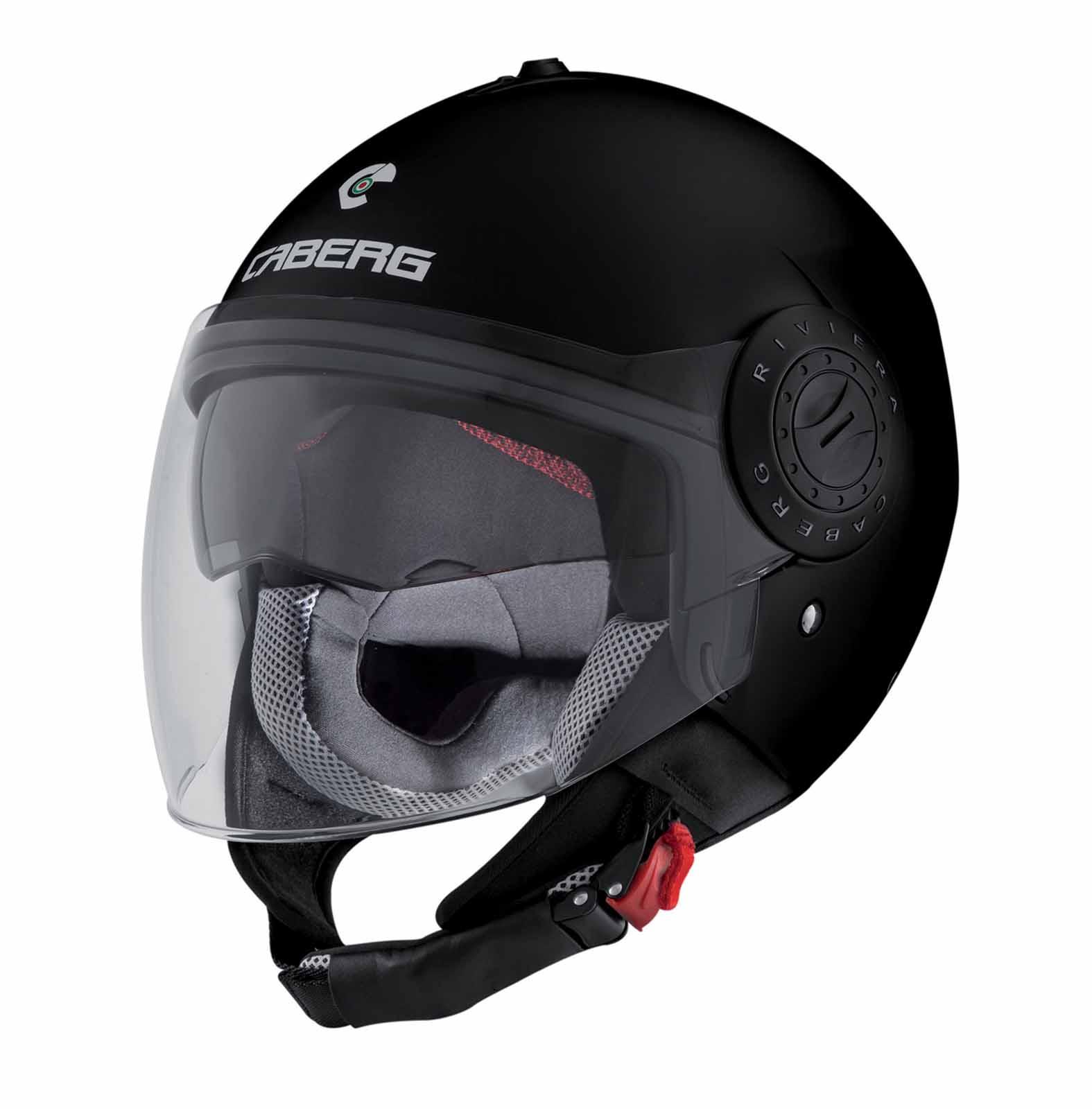 Caberg Jet Riviera V3 Jet Helm - Mat