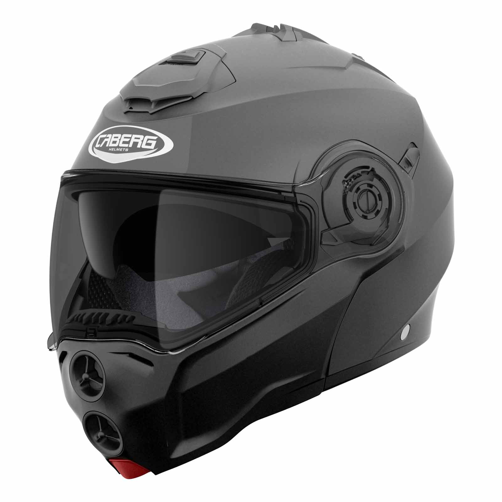Caberg Droid Systeem Helm - Antraciet