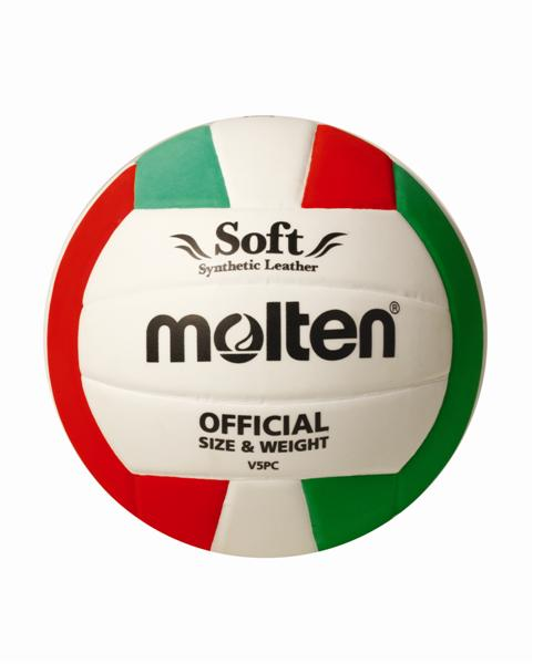 Image of   Molten V5PC Soft Volleyball
