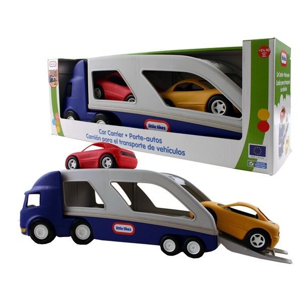 Image of   Little Tikes Big Car Transporter