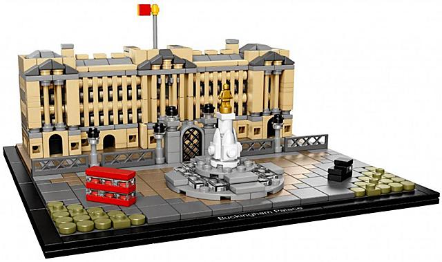 Lego 21029 Architect Buckingham Palace