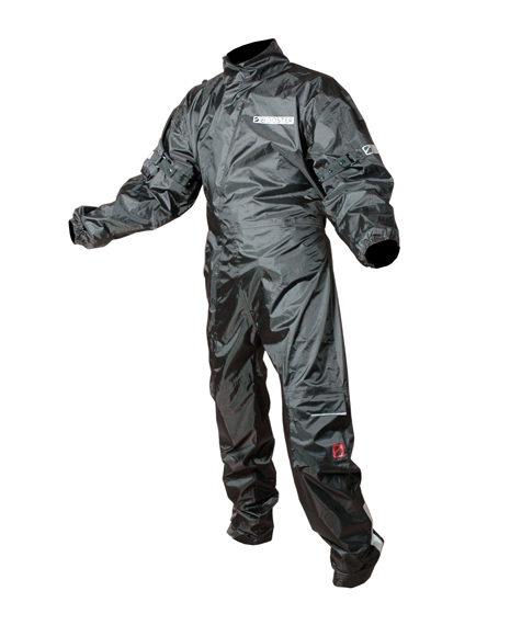 Image of   Booster Wave Rain Suit - Black