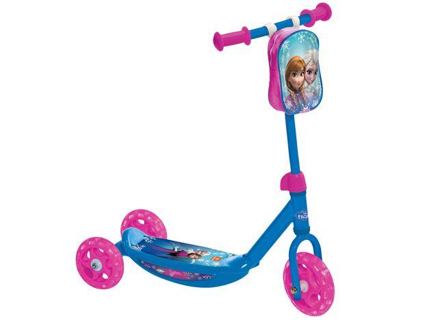Image of   Frozen Min første Scooter