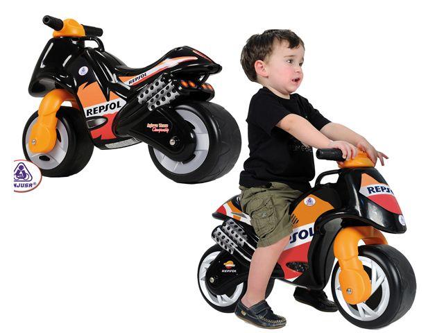 Image of   Injusa Repsol Motorcykel
