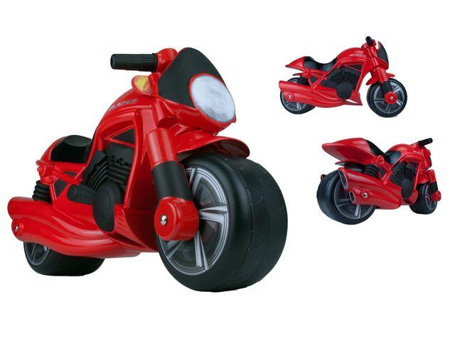 Image of   Injusa Wheeler Motorcykel