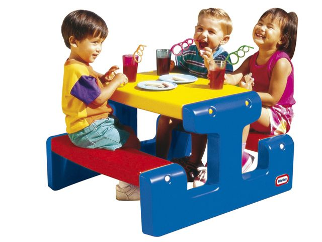 Little Tikes Picknicktafel Primary
