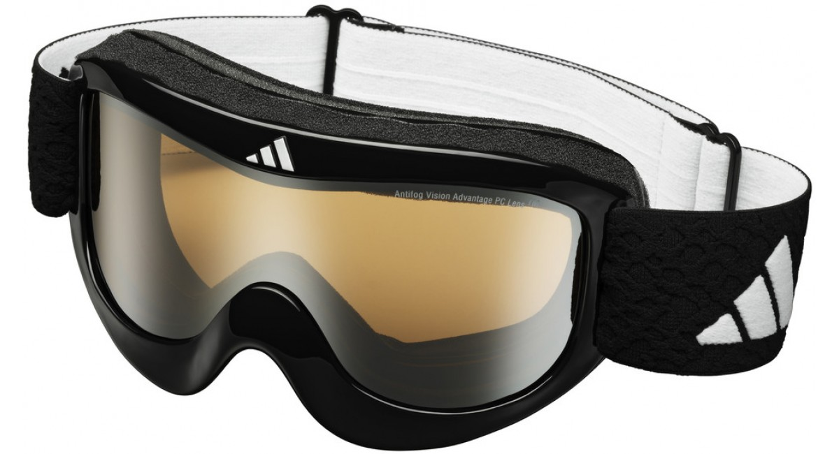 Adidas Pinner Sportbril - Matte Black/LST Bright