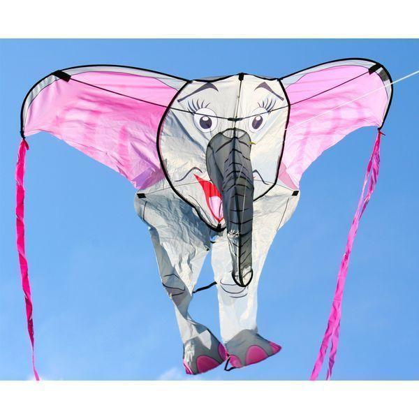 Xkites 3D Olifant Vlieger