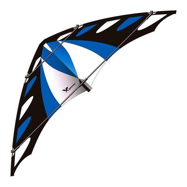 Image of   Elliot X- Dream Begynder Kite - Assorti