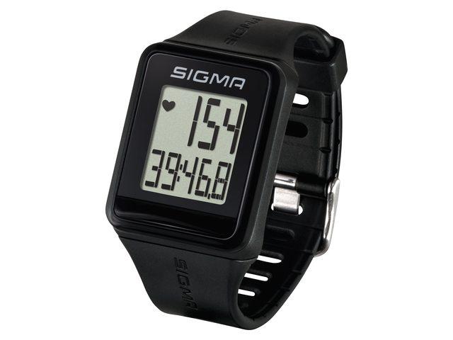 Image of   Sigma iD.GO Sports Watch - Black