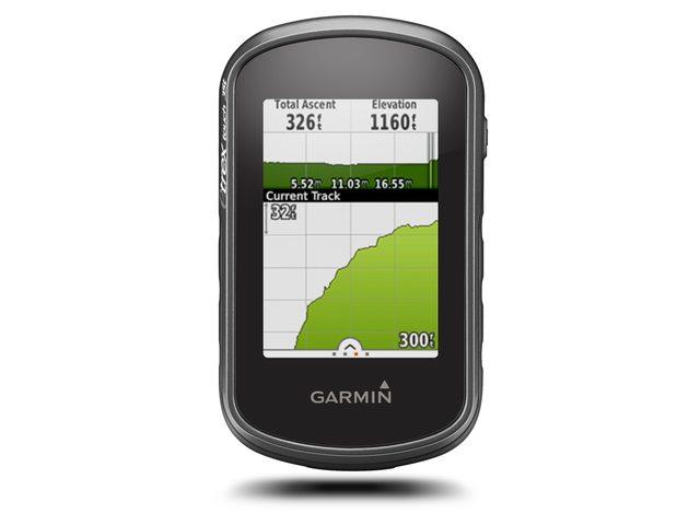 Garmin eTrex Touch 35 Western - Europe
