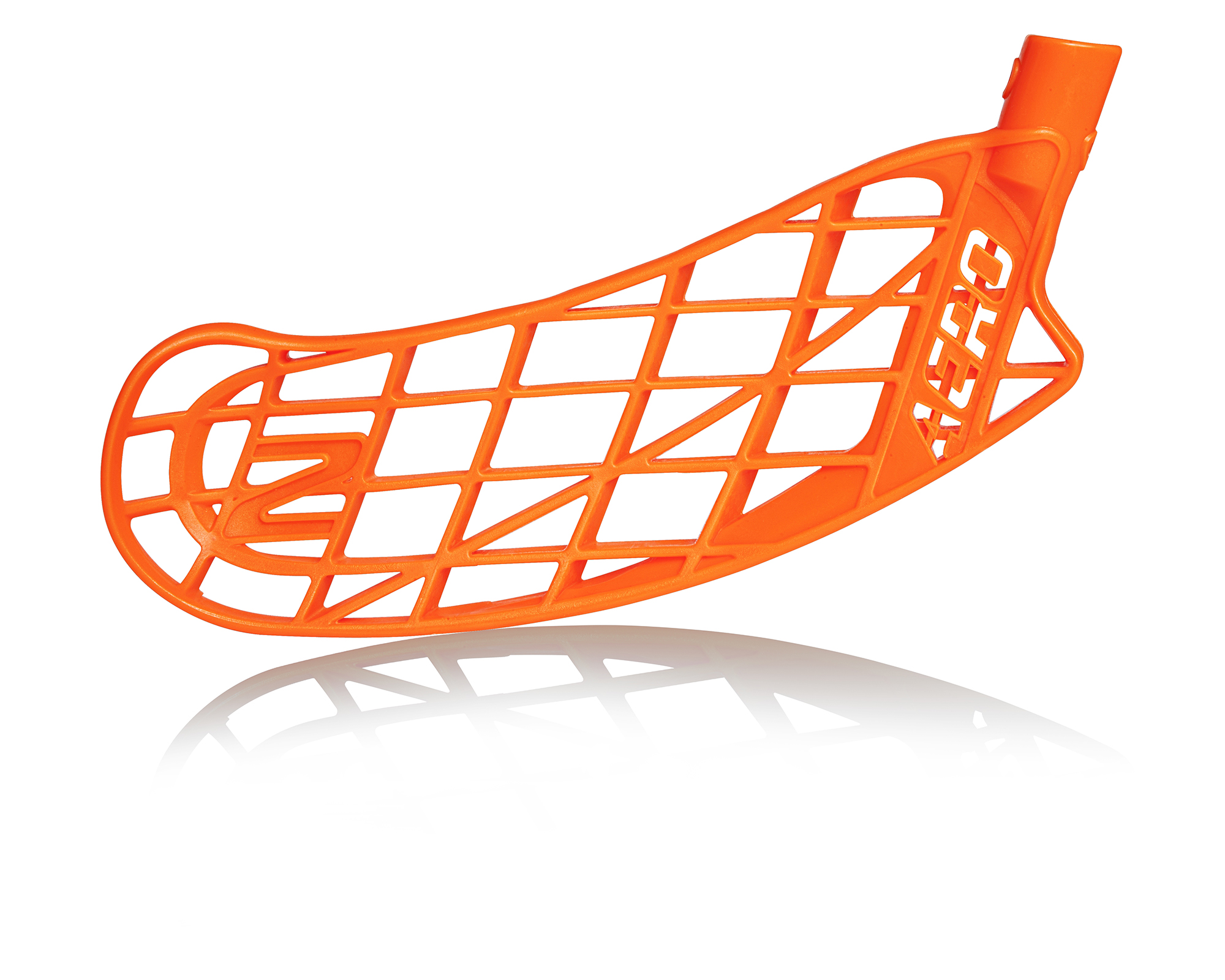 Image of   Salming Aero Z Endurance Blade Right - Orange