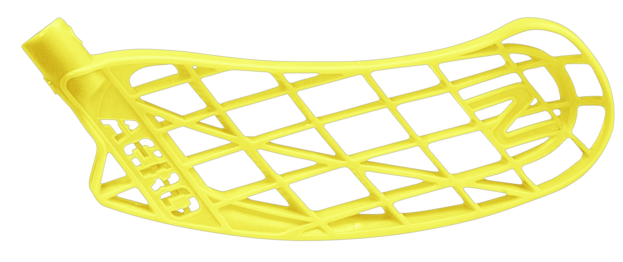 Image of   Salming Aero Z Endurance Blade Right - Fluo Gul