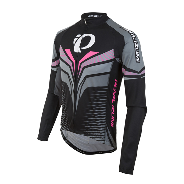 Image of   Pearl Izumi Elite Thermal Ltd Jersey långärmad Män - Stealth - S
