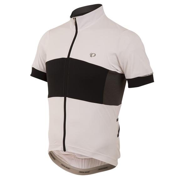 Image of   Pearl Izumi Elite Escape Cykling Jersey Män - Vit / Svart - M