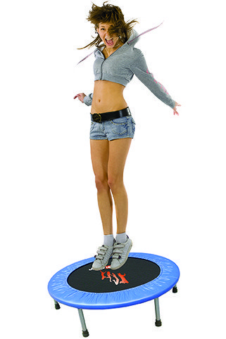 Booming Fitness Jump Up Trampoline 100 cm