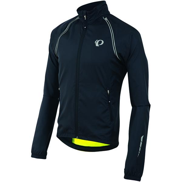 Image of   Pearl Izumi Elite Barrier Convertible Jacket Män - Svart