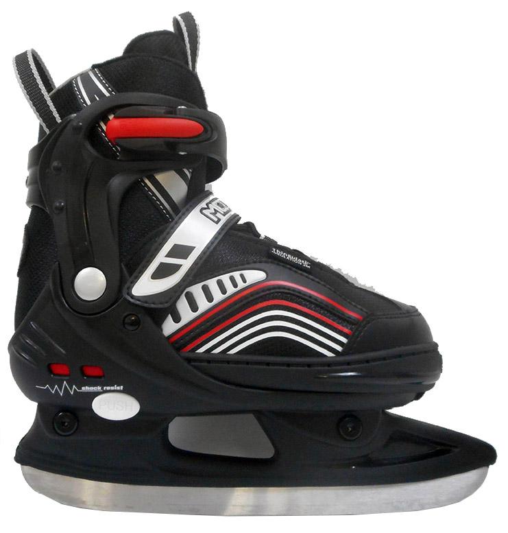 Image of   Move Ice Glide RX-21 Hockey Skate Justerbar Junior - Sort
