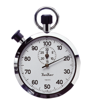 Image of   Hanhart Addition Timer 1/5 sek - Chrome