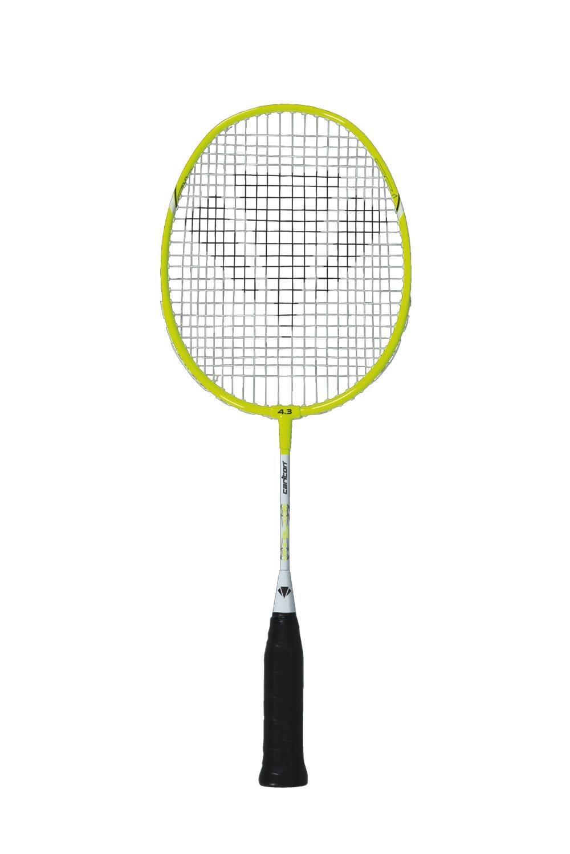 Carlton Junior Mini-Blade Iso 4.3 Badmintonracket - 4 t/m 7 jaar