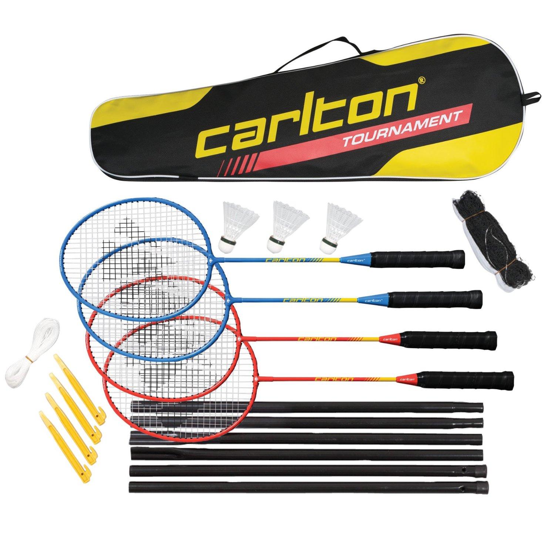 Image of   Carlton Tournament 4 Player Badminton Set