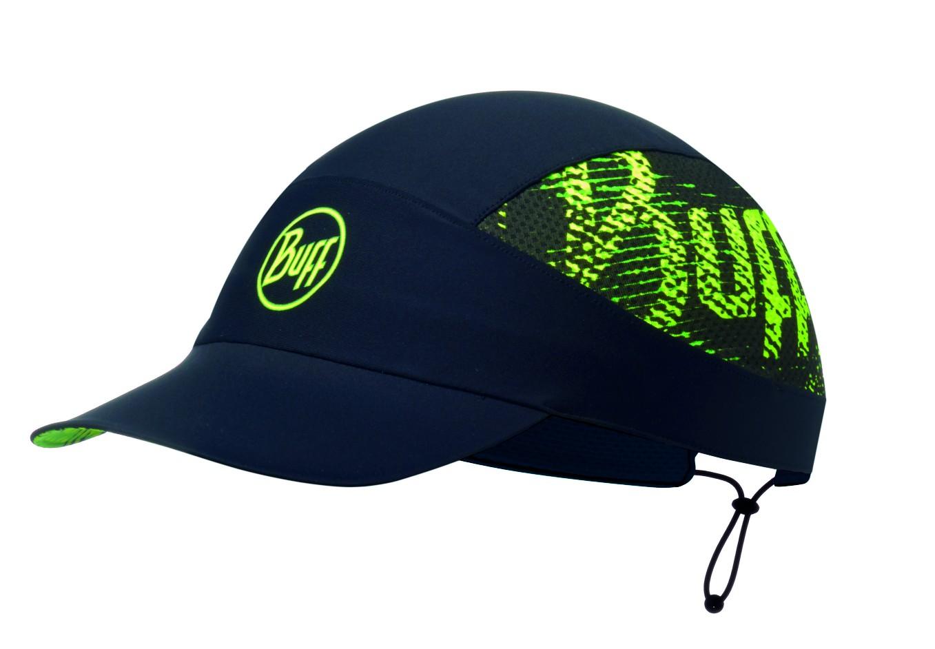 Image of   Buff Pack Run Cap R-Flash Logo - Sort