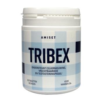 Image of   Amiset tribex normal styrke - 60 fane
