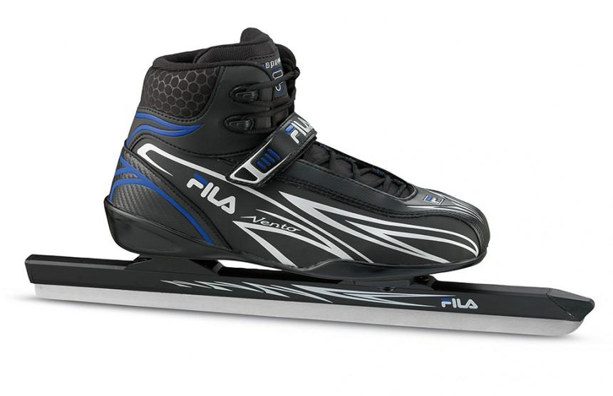 Billede af Fila Vento Ice Speed Skate mænd - Sort / Blå - 40,5
