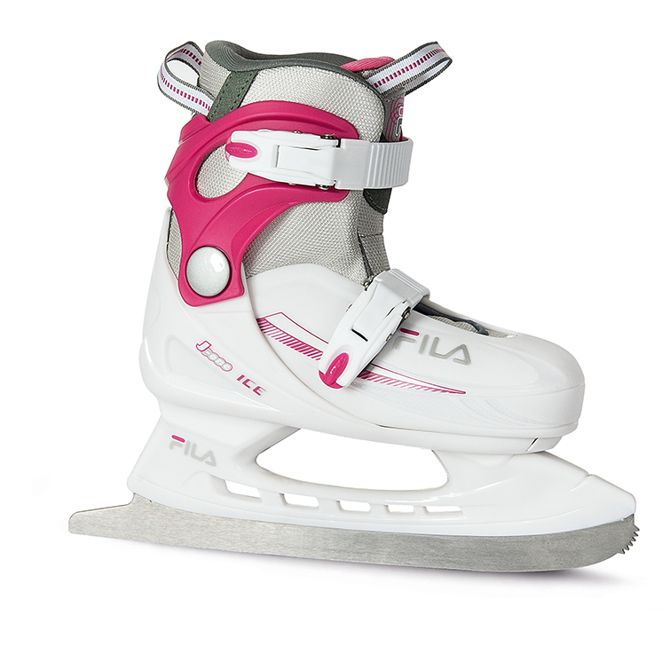 Image of   Fila J One Ice Hockey Skate Justerbar Girl - Pink - M