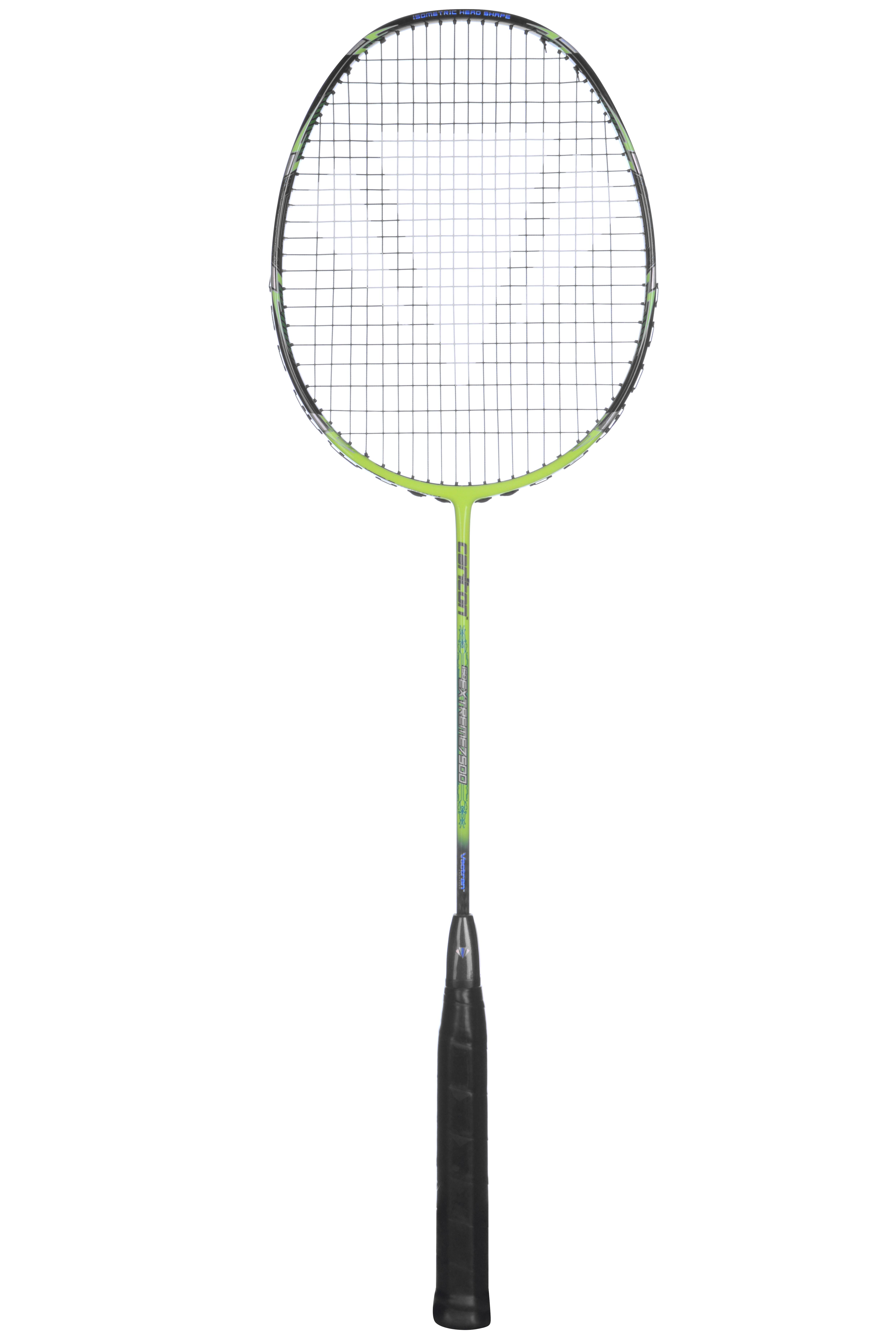 Image of   Carlton ISO -Extreme 7500 Badminton ketcher - Gul / Sort