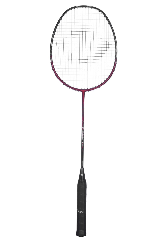 Image of   Carlton Enhance 55 Badminton ketcher - Rød / Sort