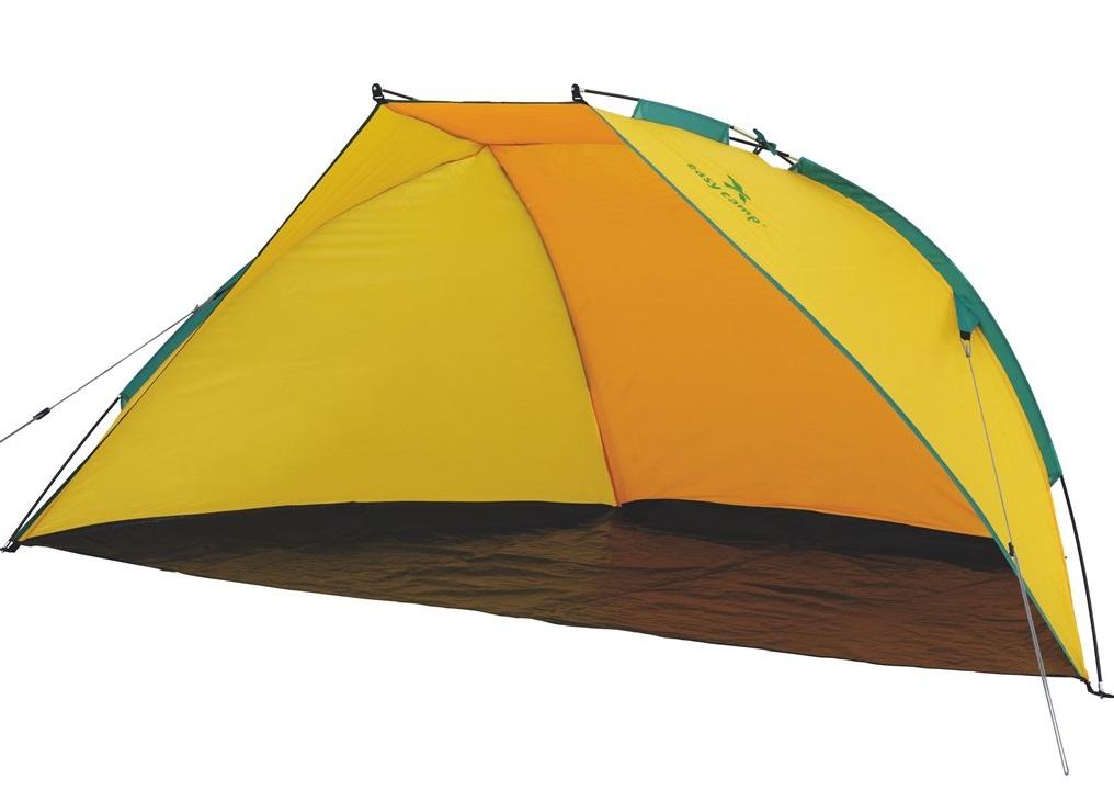 Easy Camp Beach Stranttent - Geel - Groen