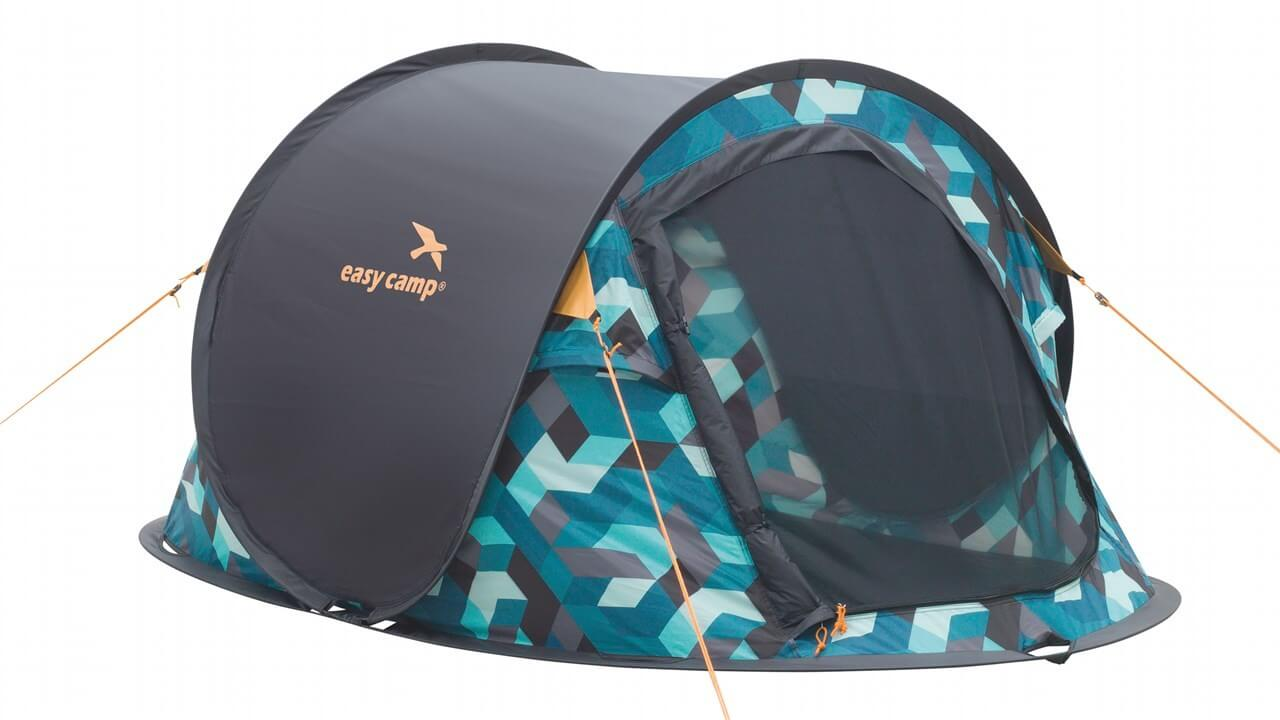Easy Camp Antic Graphic Tent - Multicolor