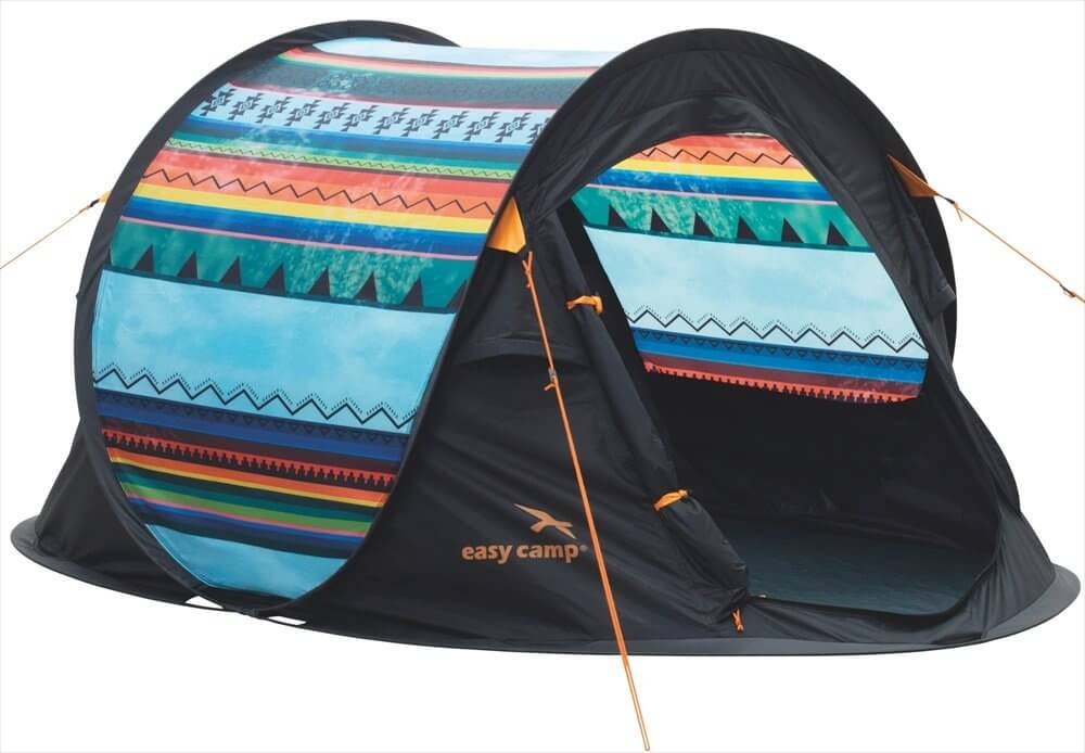 Easy Camp Antic Tribal Tent - Color