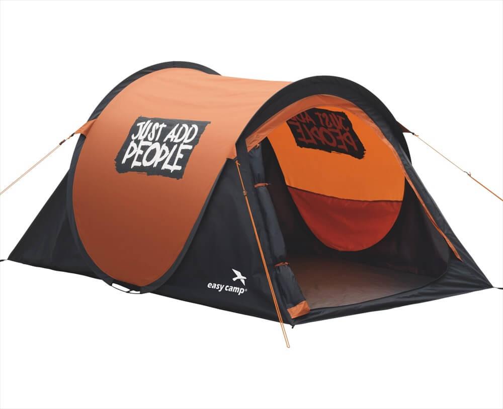 Easy Camp Funster Tent - Oranje