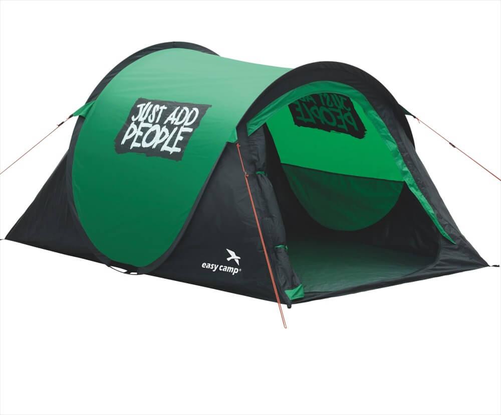 Easy Camp Funster Tent - Groen