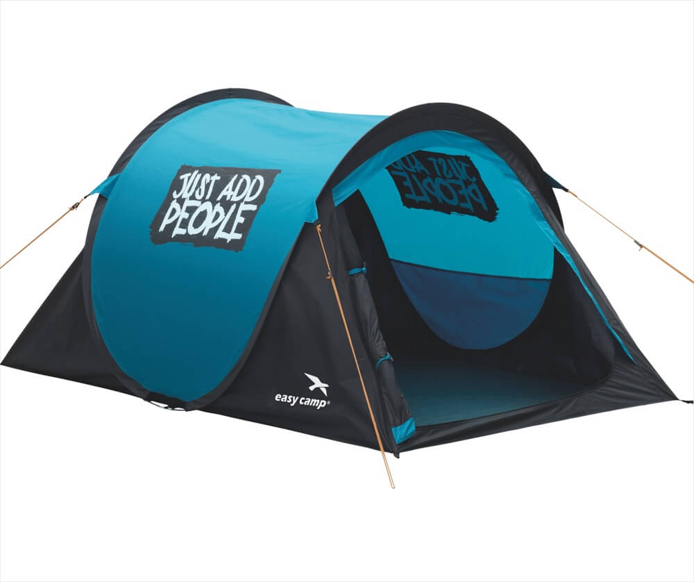 Easy Camp Funster Tent - Blauw