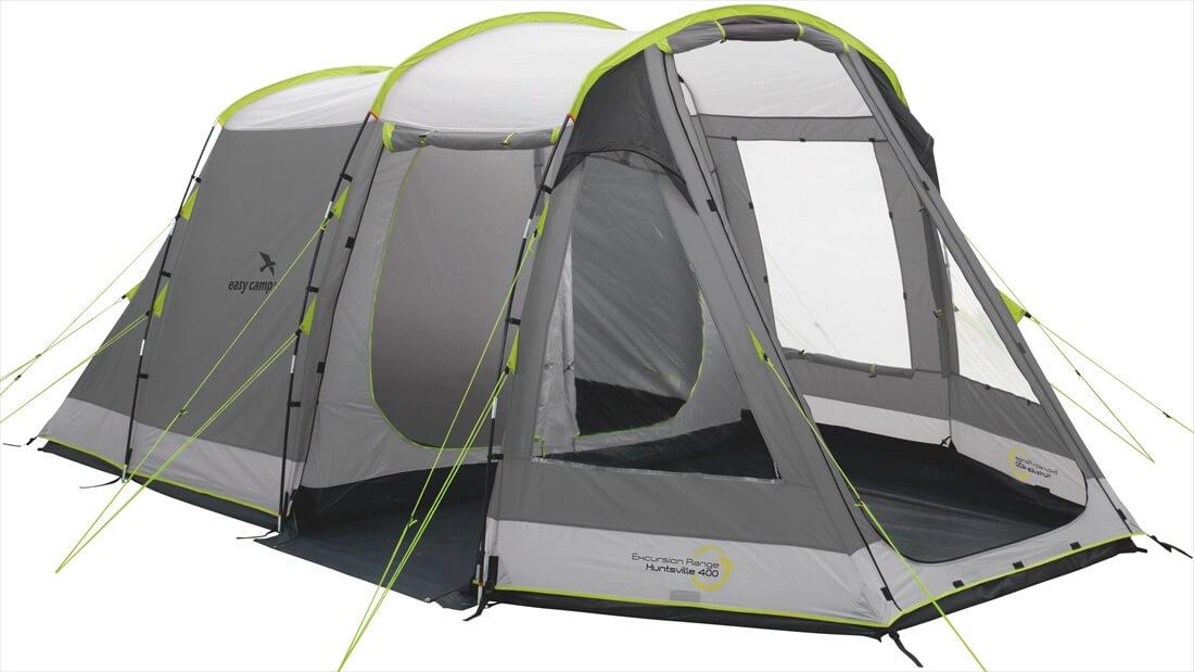 Image of   Easy Camp Huntsville 400 Tent - Grey / Gul