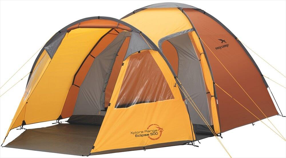 Easy Camp Eclipse 500 Tent - Oranje