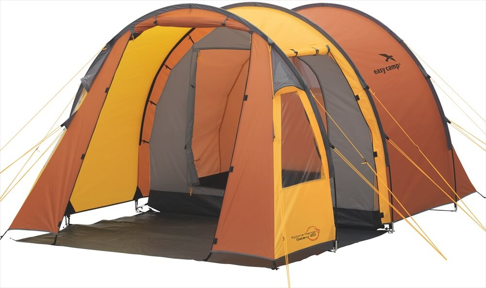 Easy Camp Galaxy 300 Tent - Oranje