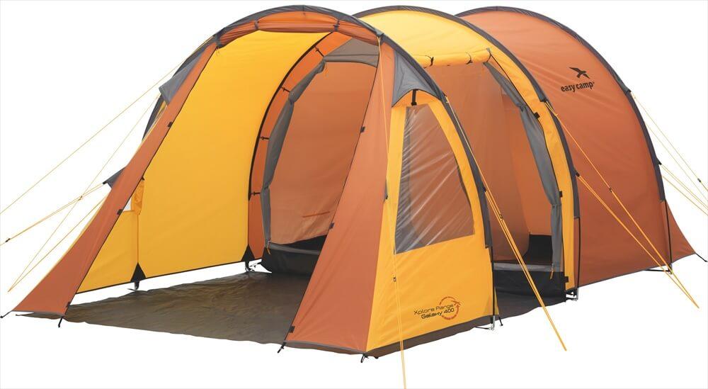 Image of   Easy Camp Galaxy 400 Tent - Orange
