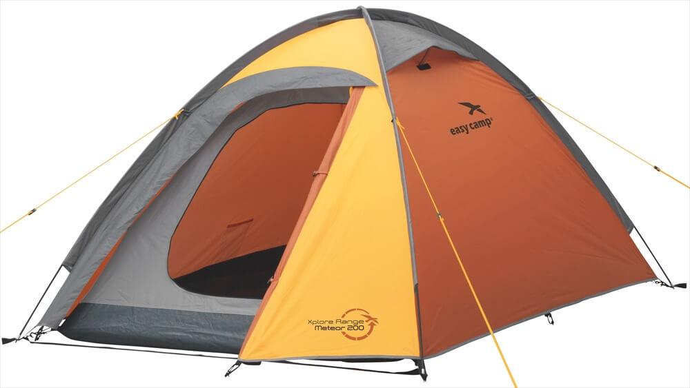 Easy Camp Meteor 200 Tent - Oranje