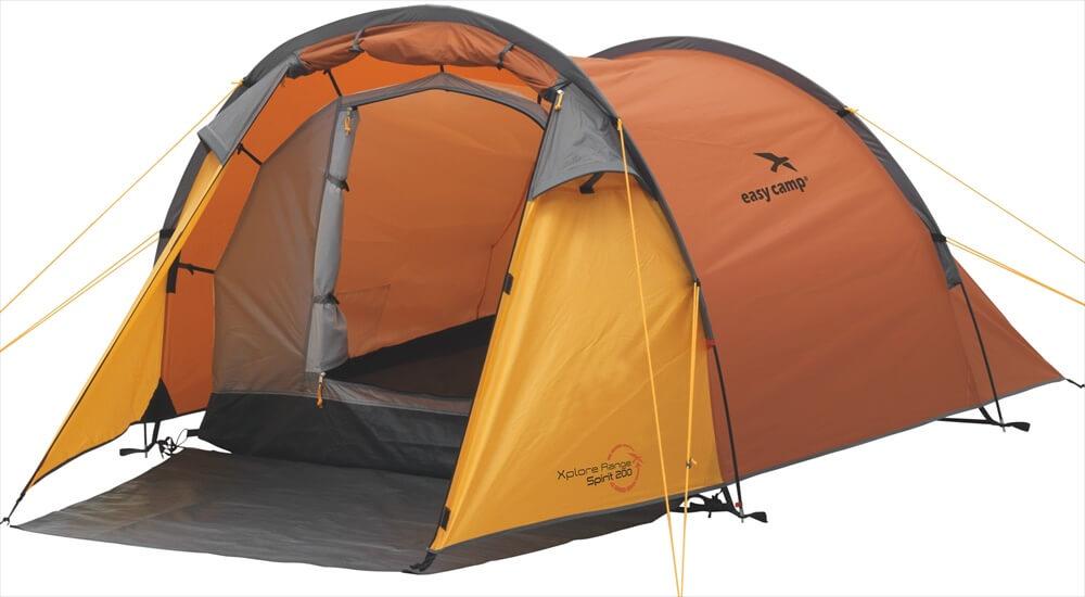 Easy Camp Spirit 200 Tent - Oranje