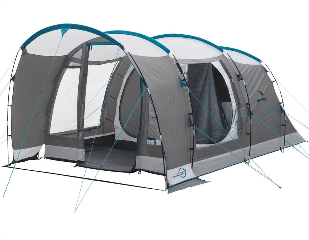 Easy Camp Palmdale 400 Tent- Grijs - Blauw