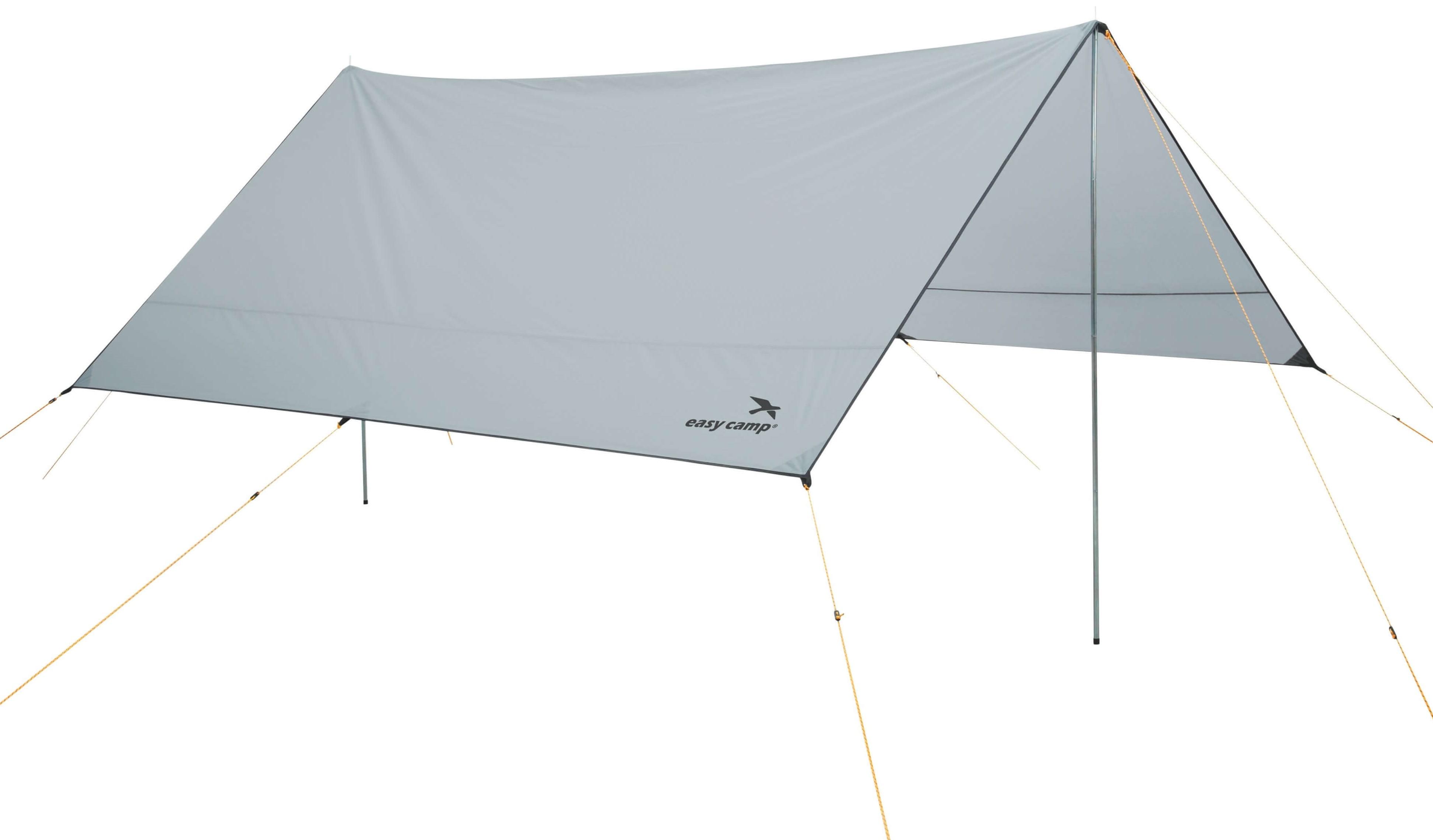 Easy Camp Tarp 4 x 4 m - Grijs